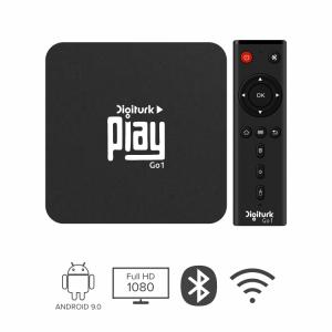 Digitürk Play Internet IP Box