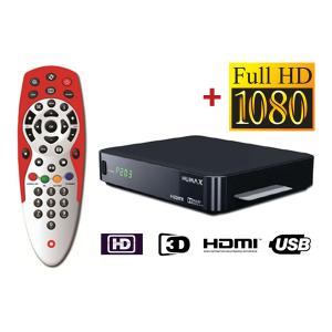 HD Box + HD uitzending